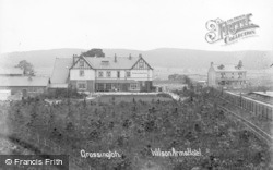 Grassington, Wilson Arms Hotel c.1910