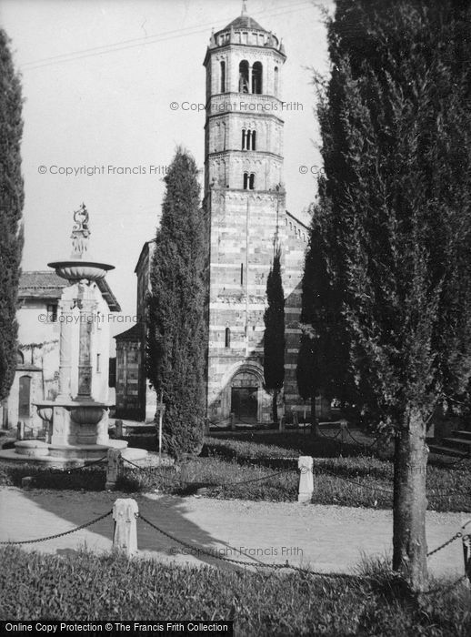 Photo of Gravedona, Santa Maria Del Tiglio Church 1938