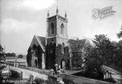 Gravesend, Holy Trinity Church 1902