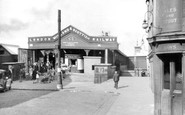Gravesend, Lms Ferry Station c.1950