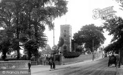 Gravesend, Milton Church 1902