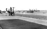 Gravesend, Promenade And Public Telescope c.1950