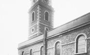 Gravesend, St George's Church 1902