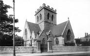Gravesend, St James's Church 1902