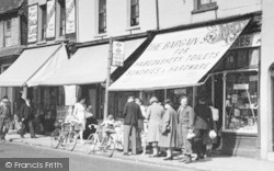 The Bargain Stores c.1950, Gravesend