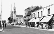 Gravesend, The Clock Tower c.1950