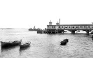 Gravesend, The Ferry 1902