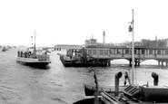 Gravesend, the Tilbury Ferry 1961