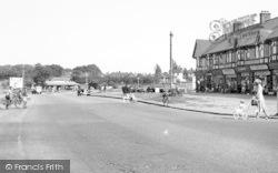 Grays, Lodge Lane, Socketts Heath c.1955