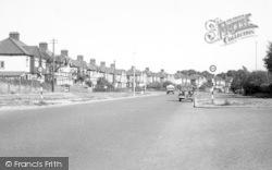 Grays, Nutberry Corner And Lodge Lane c.1955