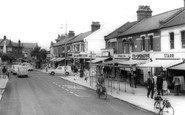 Grays, Orsett Road c1965