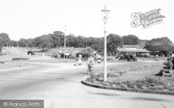 Grays, Roundabout, Socketts Heath c.1955