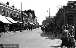 Grays, The High Street c.1955