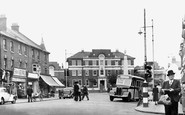 Grays, the High Street c1955