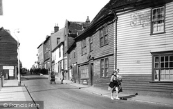 Grays, The Old High Street c.1959