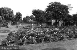 Grays, The Park c.1955