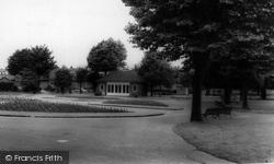 Grays, The Park c.1960