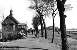 Grays, The Promenade c.1955
