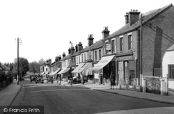 Grays, The Southend Road c.1955
