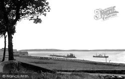 Grays, The Thames c.1955