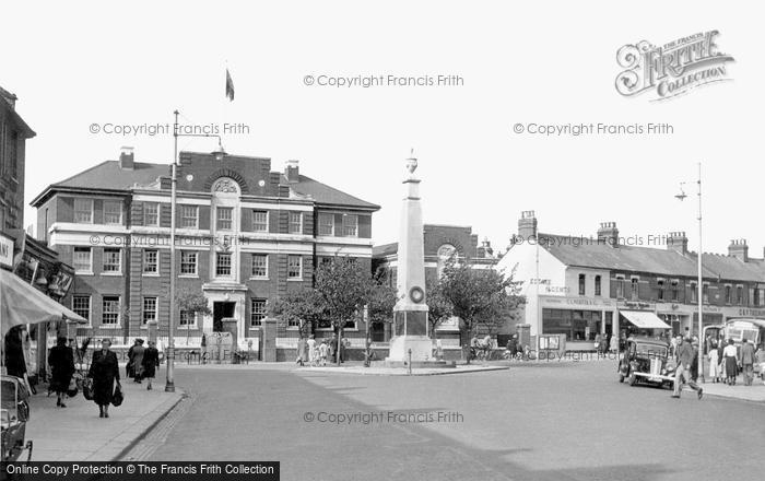 Grays, the Square c1945