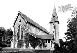 St Luke's Church 1910, Grayshott