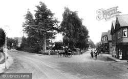 The Crossways 1917, Grayshott