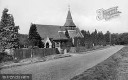 Grayswood, All Saints Church 1928