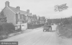 Grayswood, Grayswood Road 1922