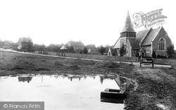 Grayswood, Pond 1909