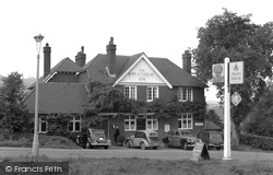 Grayswood, The Wheatsheaf c.1955