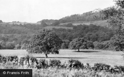 Grayswood, View From Grayswood Hill c.1955