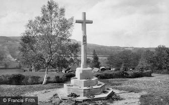 Grayswood, War Memorial 1922
