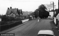 High Street c.1965, Great Abington