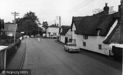 Great Abington, High Street c.1970