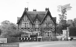 Great Abington, High Street, The Old School House c.1970