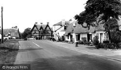 Linton Road c.1955, Great Abington
