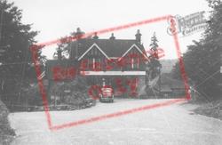 George IV Hotel c.1955, Great Amwell