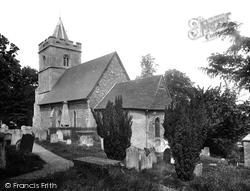 St John's Church 1929, Great Amwell