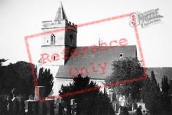 St John's Church c.1950, Great Amwell