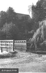 The Church c.1955, Great Amwell