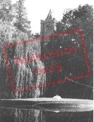 The Church c.1960, Great Amwell
