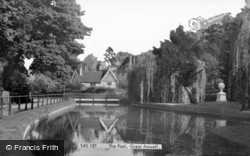 The Pool c.1960, Great Amwell