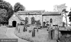 Great Ayton, The Old Church c.1955