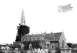 Great Baddow, St Mary's Church 1898