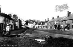 Great Bardfield, Brook Street 1903