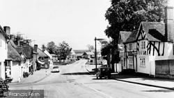 Great Bardfield, Brook Street c.1965