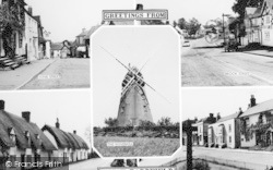 Great Bardfield, Composite c.1965