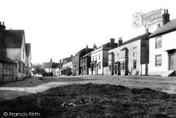 Great Bardfield, High Street 1903