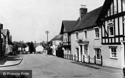 Great Bardfield, North Street c.1965